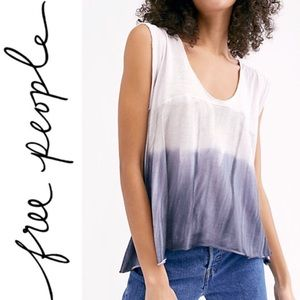 NWT Free People Paradise Top